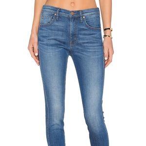 Level 99 Anthropologie Light Wash Jeans